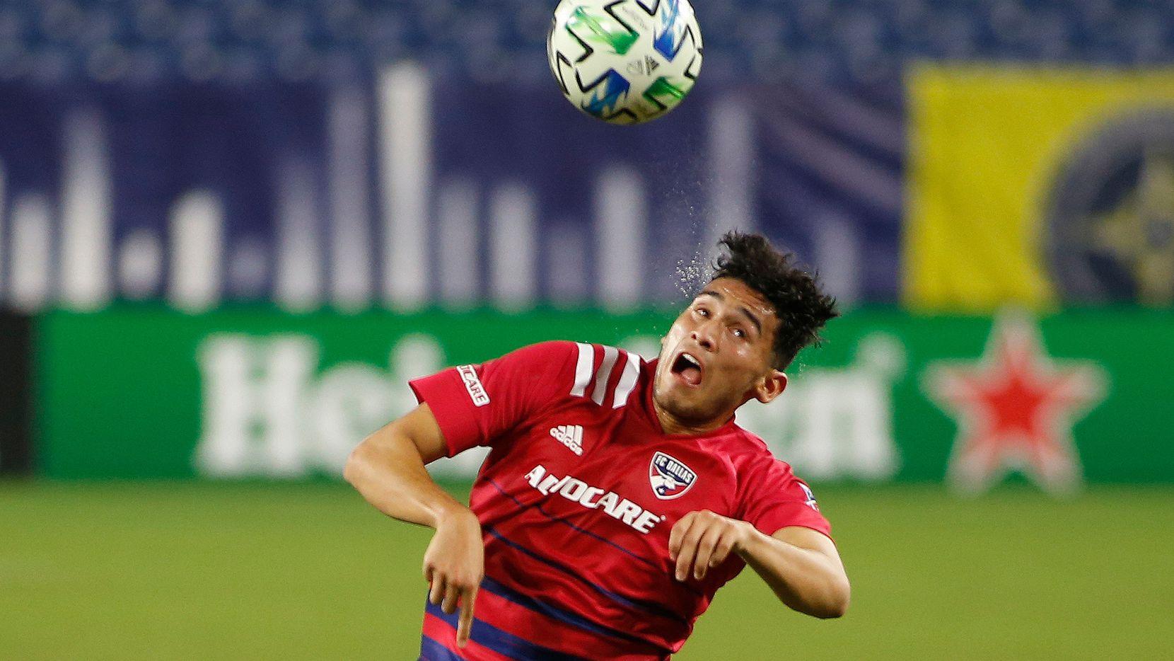 Ricardo Pepi fue el héroe del FC Dallas en el triunfo de su equipo ante el Portland Timbers.
