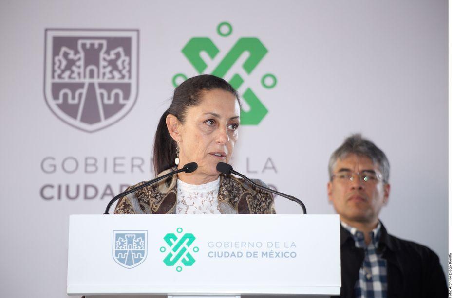 La jefa de Gobierno de la Ciudad de México, Claudia Sheinbaum, explicó que quienes han sido puestos en libertad purgaban condenas por delitos no graves y estaban por cumplir ya su sentencia.