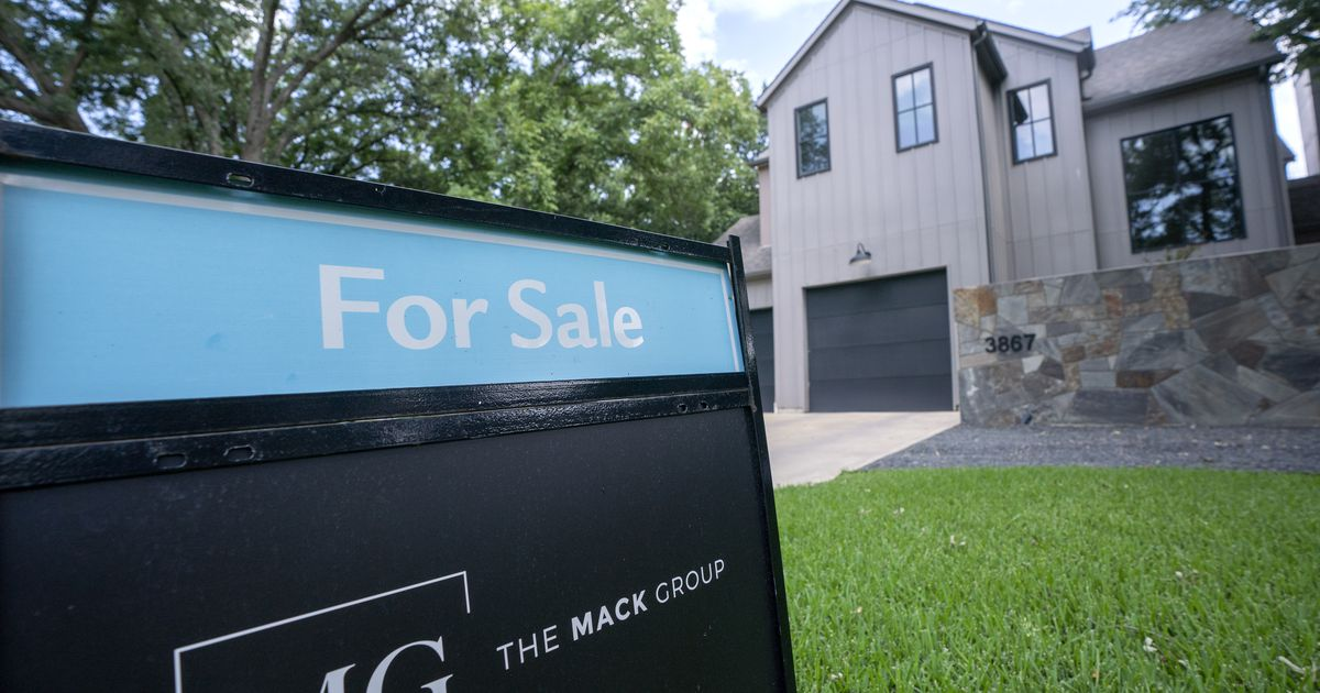 With Dallas-area home prices soaring higher, buyers are growing more frustrated