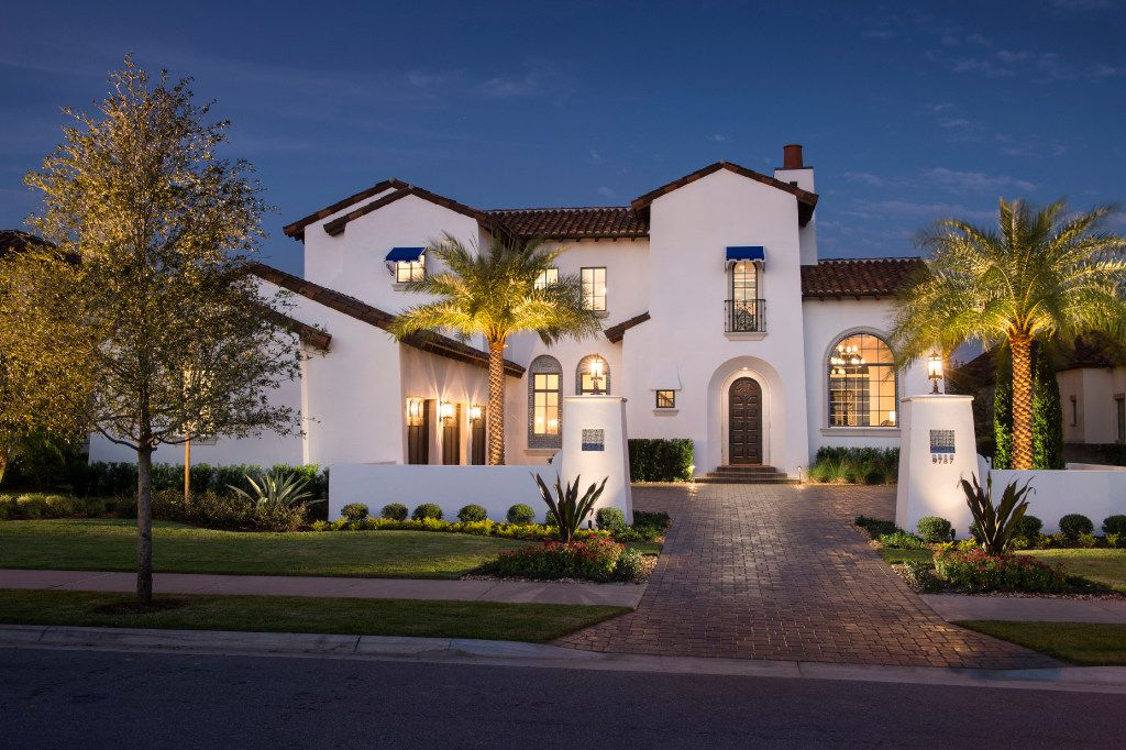 The private gated community will have 300 custom homes with a starting price of $2 million.