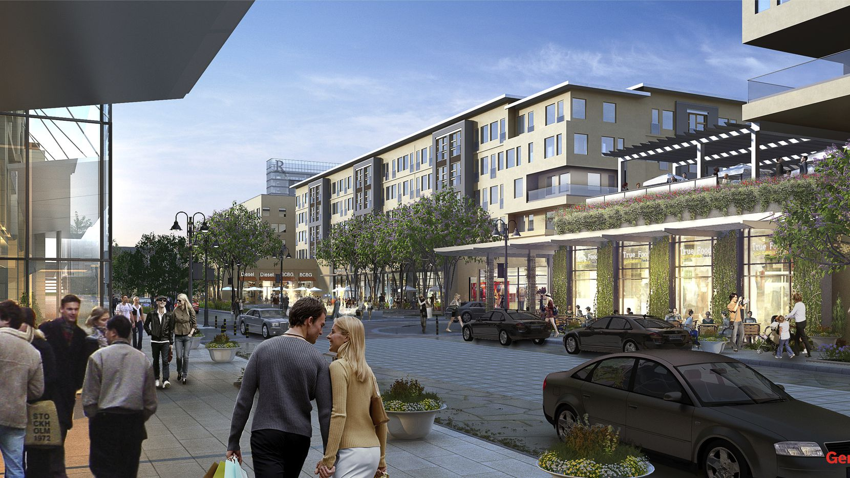 Work will start in February on the first phase of the $2 billion Legacy West mixed-use development in Plano. 11072014xBRIEFING