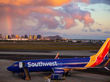 Southwest Airlines' first test flight to Honolulu was earlier this month. The carrier is expected to soon offer service to the popular leisure destination from four airports in California.