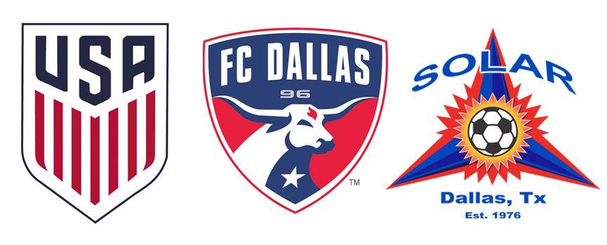 US Soccer, FC Dallas, Solar FC