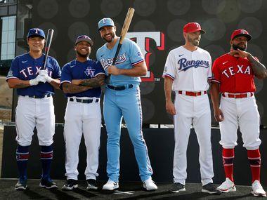 Los Texas Rangers estrenarán estadio y uniformes en la temporada 2020 de las Grandes Ligas.