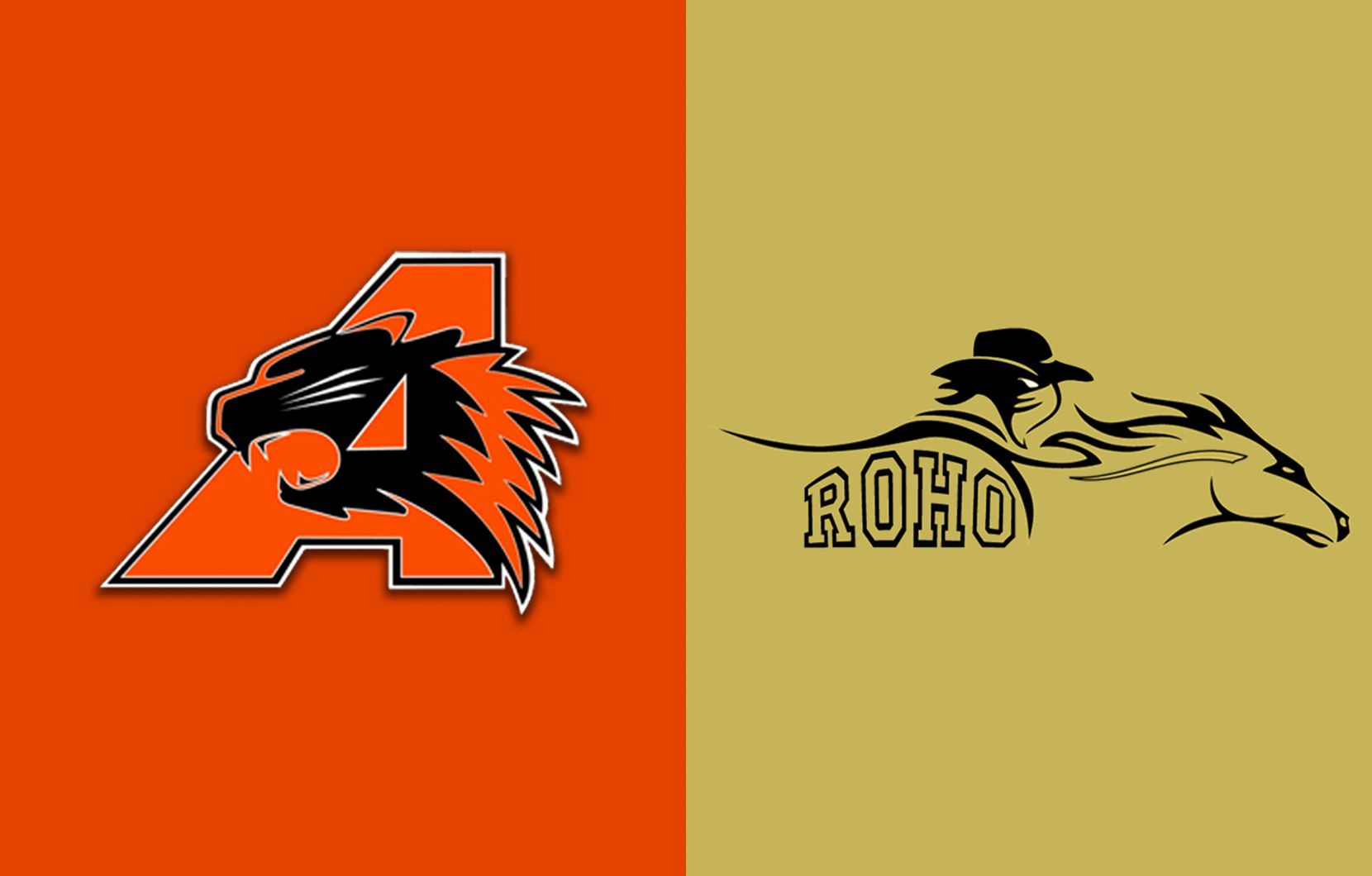 Aledo vs. Wichita Falls Rider.