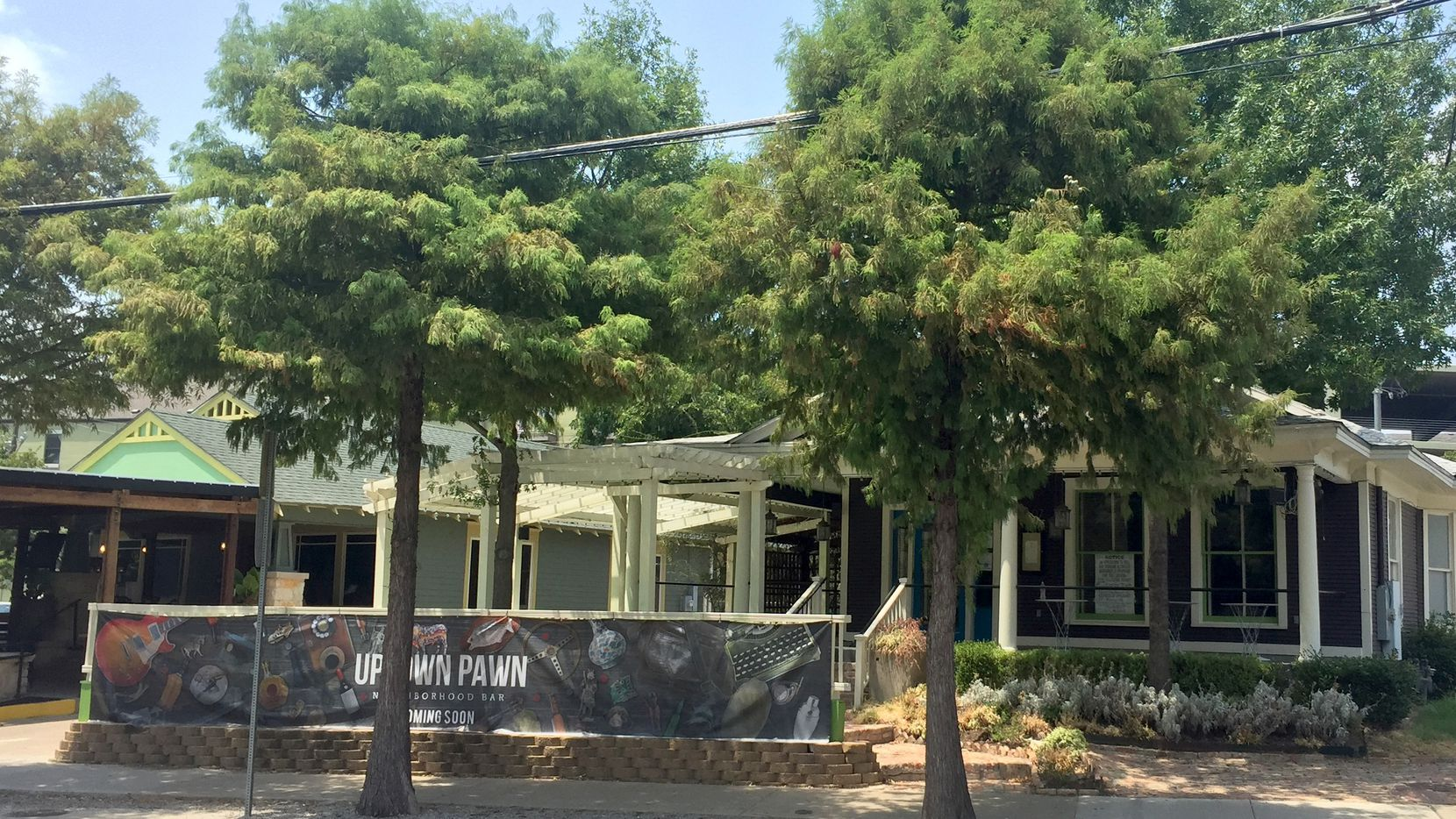 Uptown Pawn will open as part of McKinney Avenue's bustling bar district.