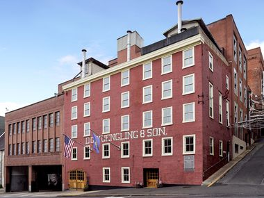 The D.G. Yuengling & Son brewery in Pottsville, Pa., is the oldest of four facilities making Yuengling today. (D.G. Yuengling & Son)