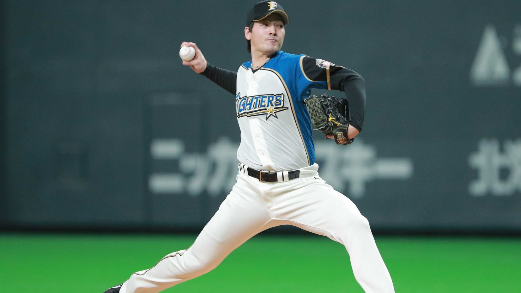 El pitcher japonés Kohei Arihara es la nueva contratación de los Texas Rangers para la temporada 2021.