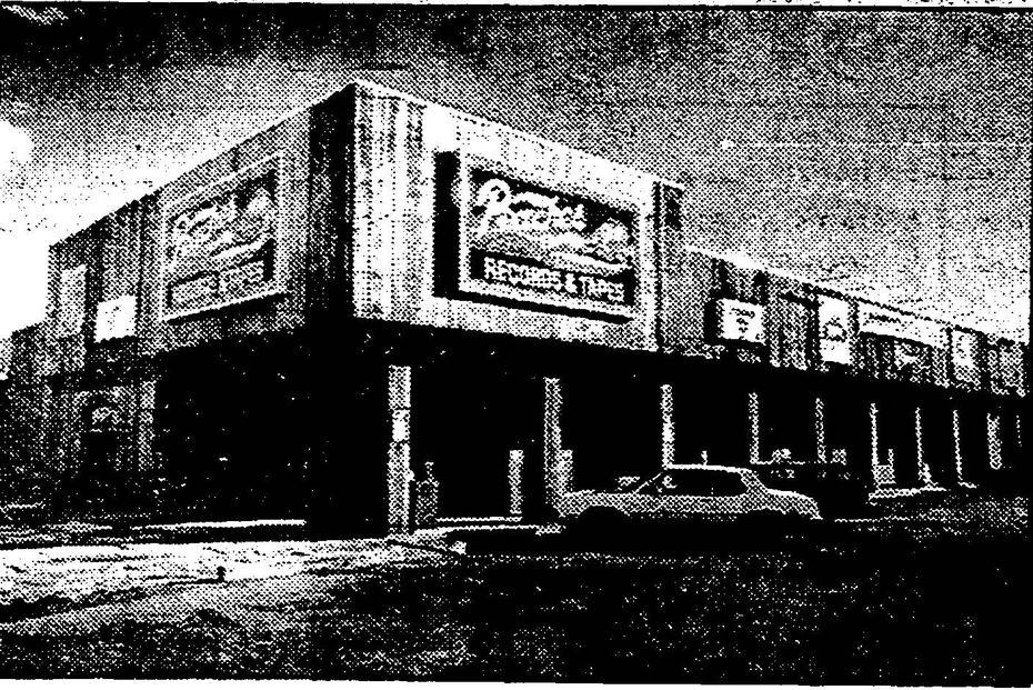 "Nov. 26, 1981, ""Peaches Records & Tapes, 4152 Cole Ave."""
