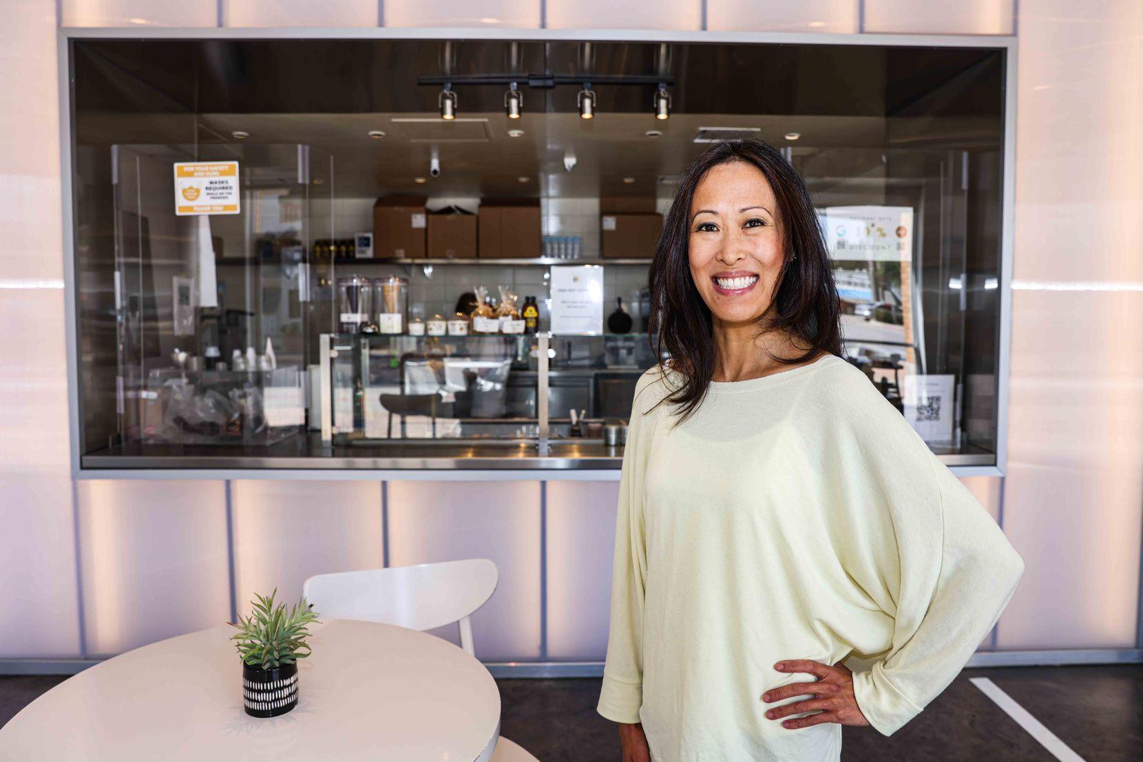 Cindy Chung, CEO of Pure Milk & Honey in Dallas