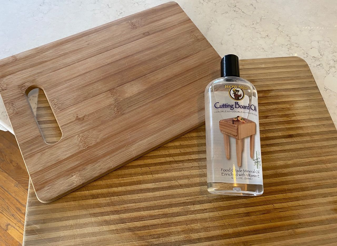 To Clean Wooden Cutting Boards Properly You Ll Need A Good Butcher Block Oil
