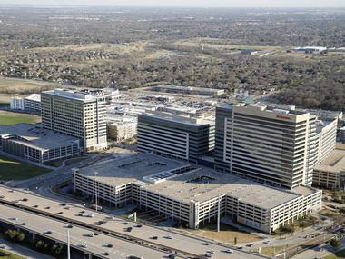 KDC's local projects include Richardson's huge CityLine complex.