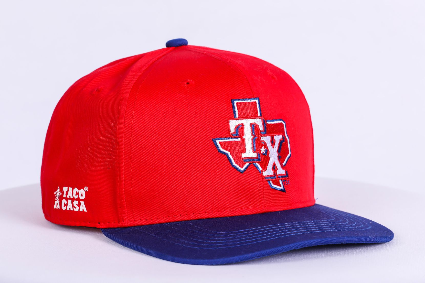 Replica Rangers hat to be handed out to fans on April 3.