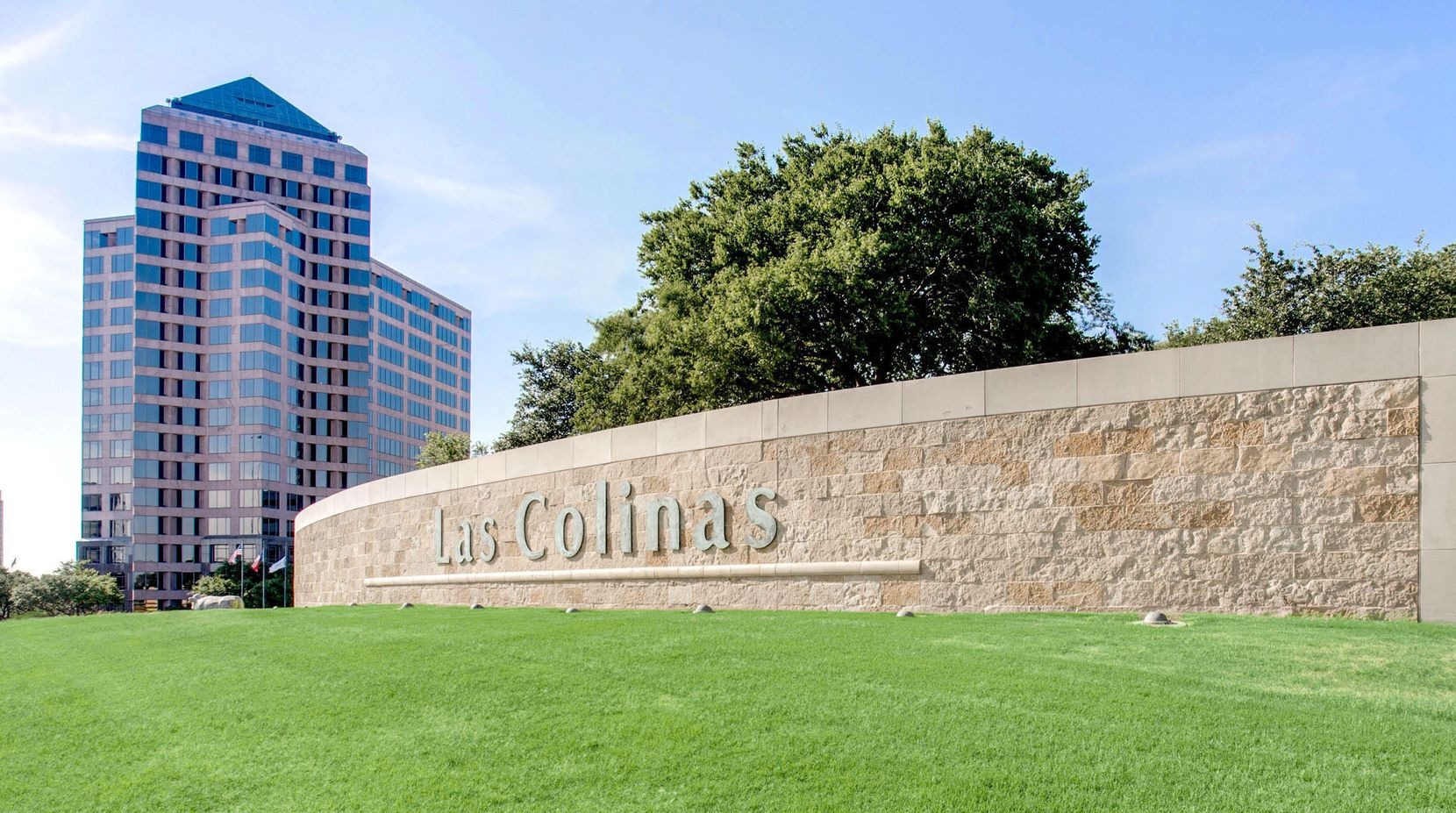 The American Athletic Conference is moving to The Summit at Las Colinas tower in Irving.
