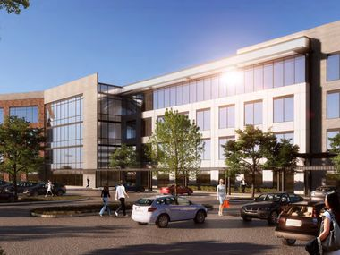 Aimbridge Hospitality is moving its headquarters to developer Cawley Partners new HQ53 building.
