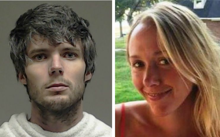 Jason Lowe is accused of killing his girlfriend, Jessie Bardwell, last year.