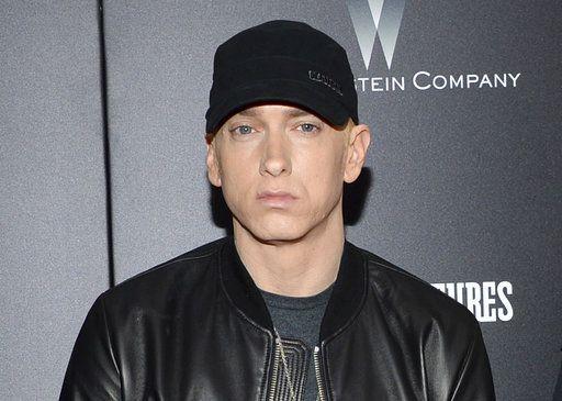 Eminem./AP