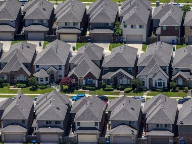 Last year more than 40% of Texas homebuyers were previously renters.