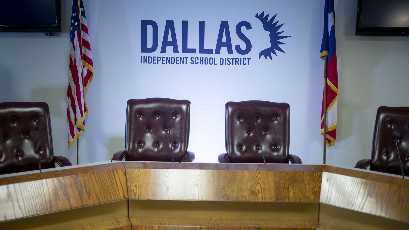 Trustees voted to rename three Dallas ISD campuses with Confederate namesakes at a board meeting Thursday night.