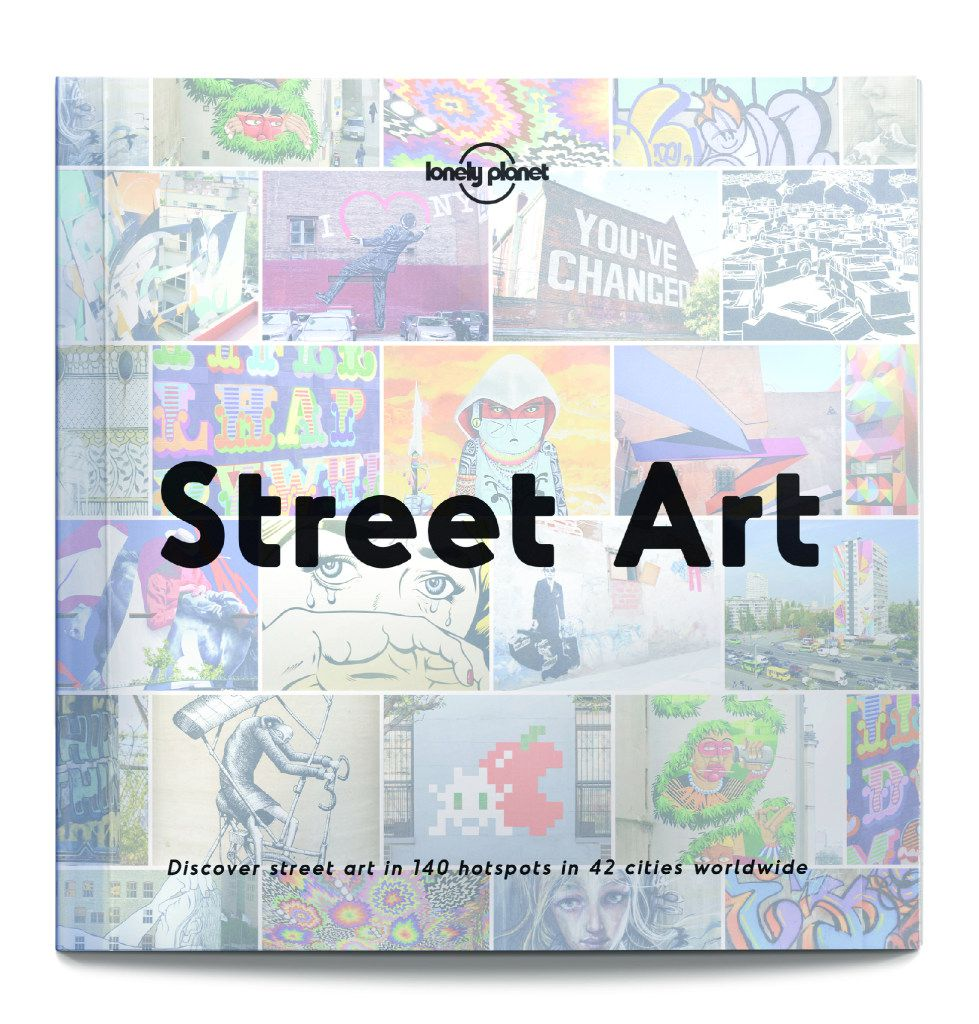 Lonely Planet's Street Art book