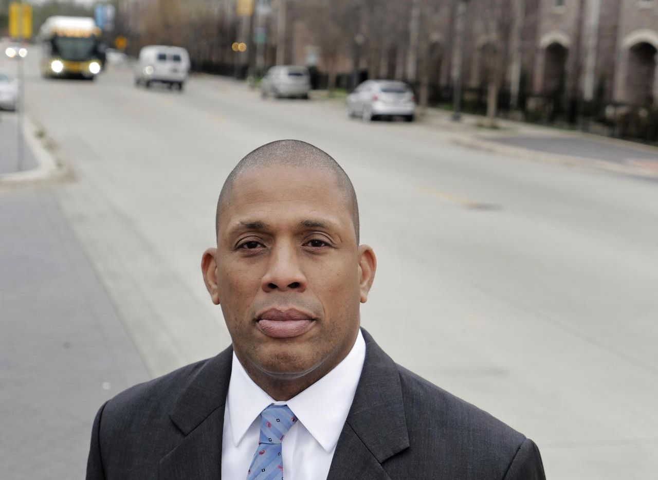 """""""We hate that this happened, but we can't lose this opportunity to get better,"""" Dallas police Lt. Roy Alston said. """"We have to get better. In an ideal world, there would never be another Ferguson, but we're not in an ideal world."""""""