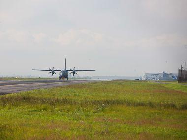 """Un avión fue robado del aeropuerto """"Mariano Matamoros"""", en Temixco, Morelos."""