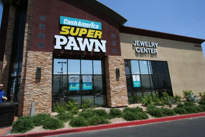 Fort Worth-based Cash America is one of the largest payday lenders in the U.S.,  with 995 locations that include payday lending stores, pawnshops and check-cashing centers.