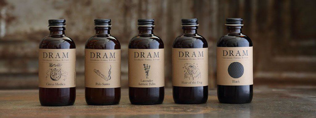 Dram Apothecary uses Colorado-grown herbs in its line of cocktail bitters.