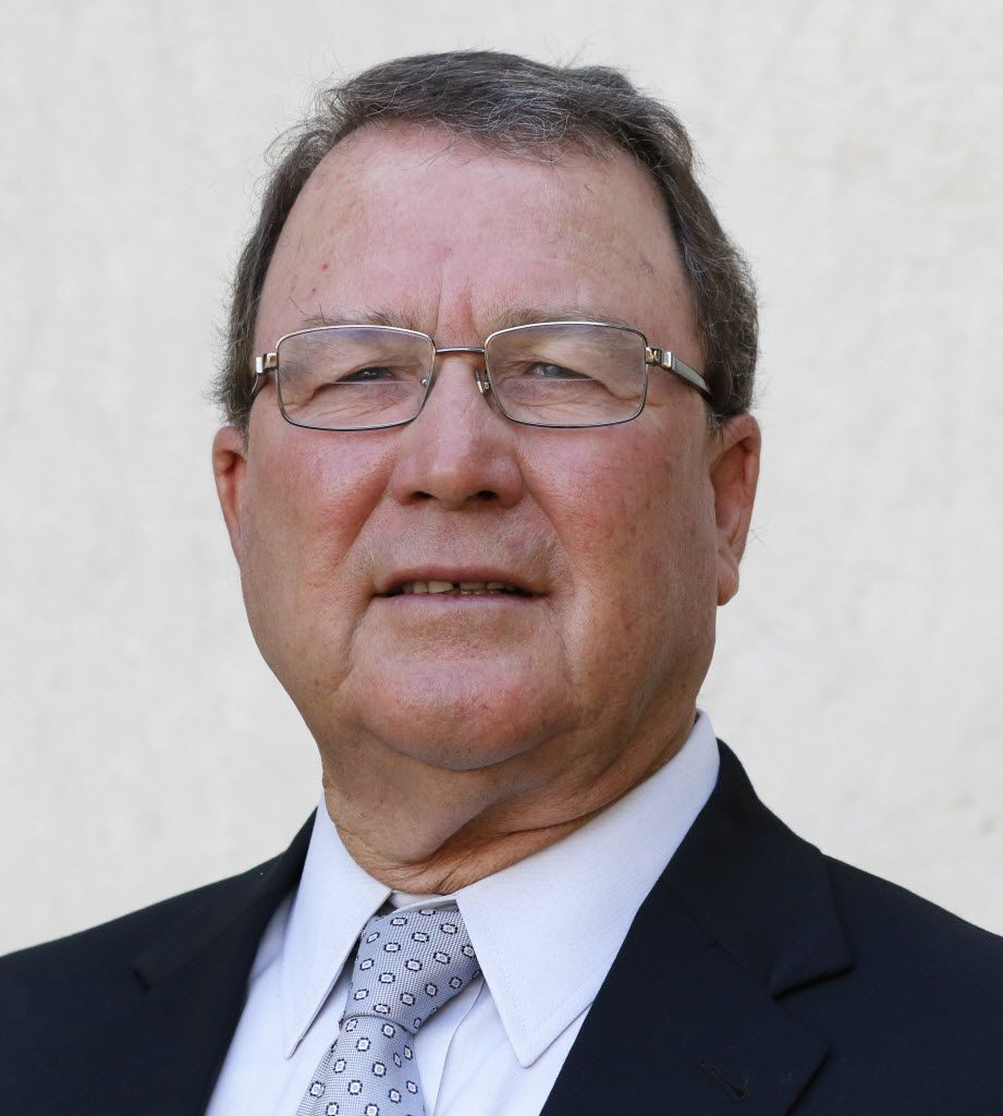 Rockwall County Commissioner David Magness