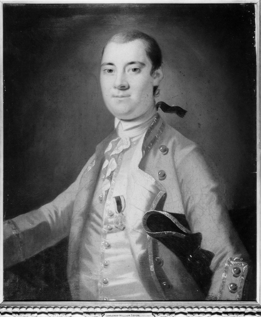 Before serving as governor of New York, William Tryon served as governor of North Carolina from 1765 to 1771. This painting from 1767, originally attributed to the artist John Wollaston, has long been thought to be the only surviving portrait of Tryon. However, researchers now suspect that the portrait may not really be the work of Wollaston, and the subject may not be Tryon.