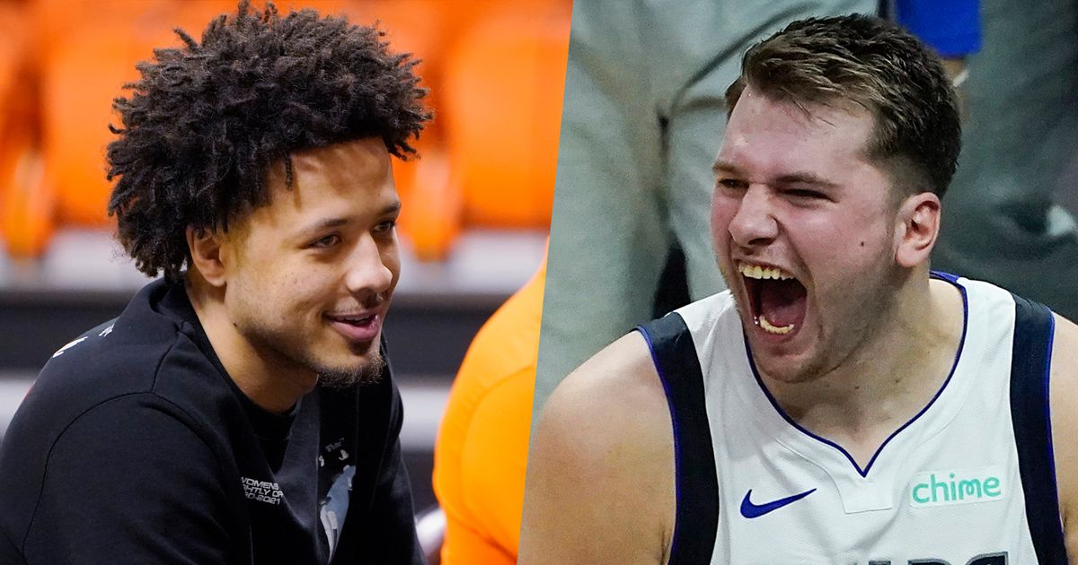 Are the Luka Doncic-Cade Cunningham comparisons legit? Experts say yes, thanks to Mavs star's innovation