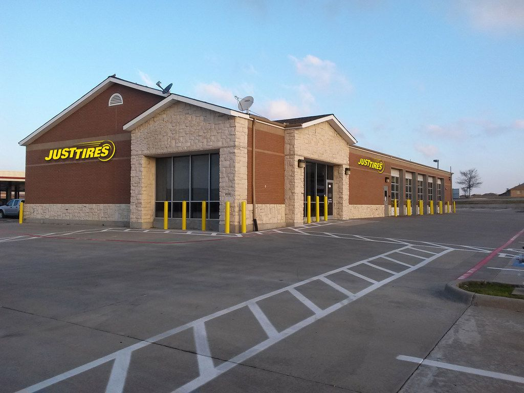 Goodyear is converting its 14 Dallas area stores to its Just Tires brand.
