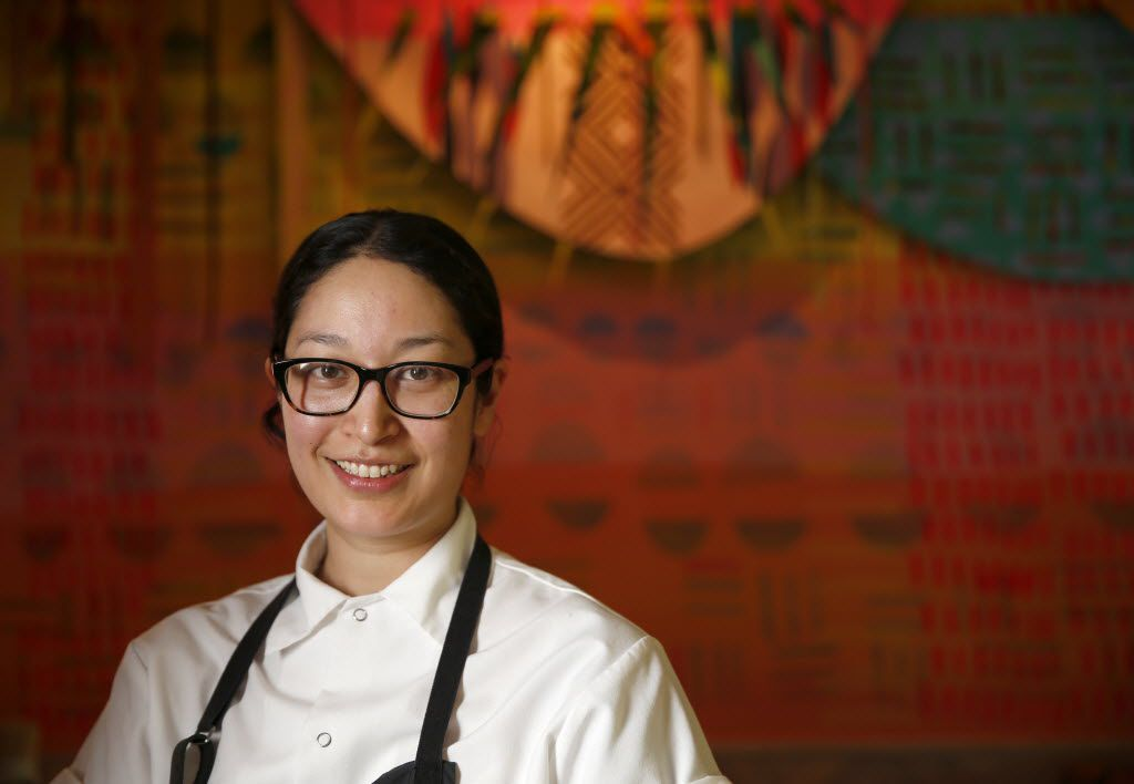 Chef Angela Hernandez will be the executive chef at Fine China and unnamed ramen shop in downtown Dallas.