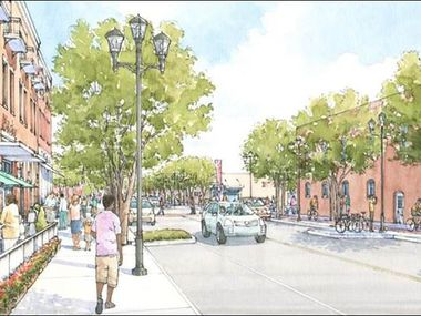 The city of Irving is asking for feedback on its plans to revitalize a one-mile stretch of Irving Boulevard.
