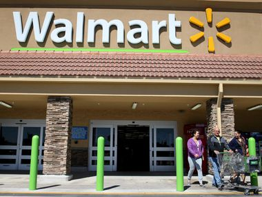 Walmart is hiring more workers to meet consumer demand.