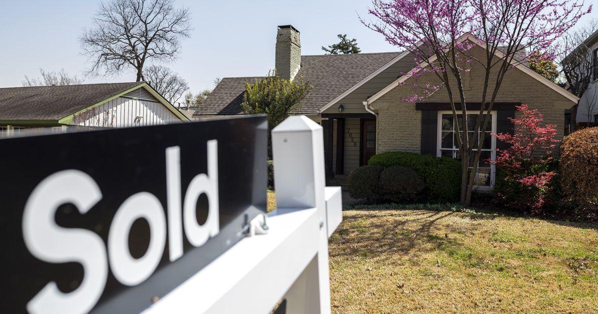 Texas sets a record for second-quarter home sales