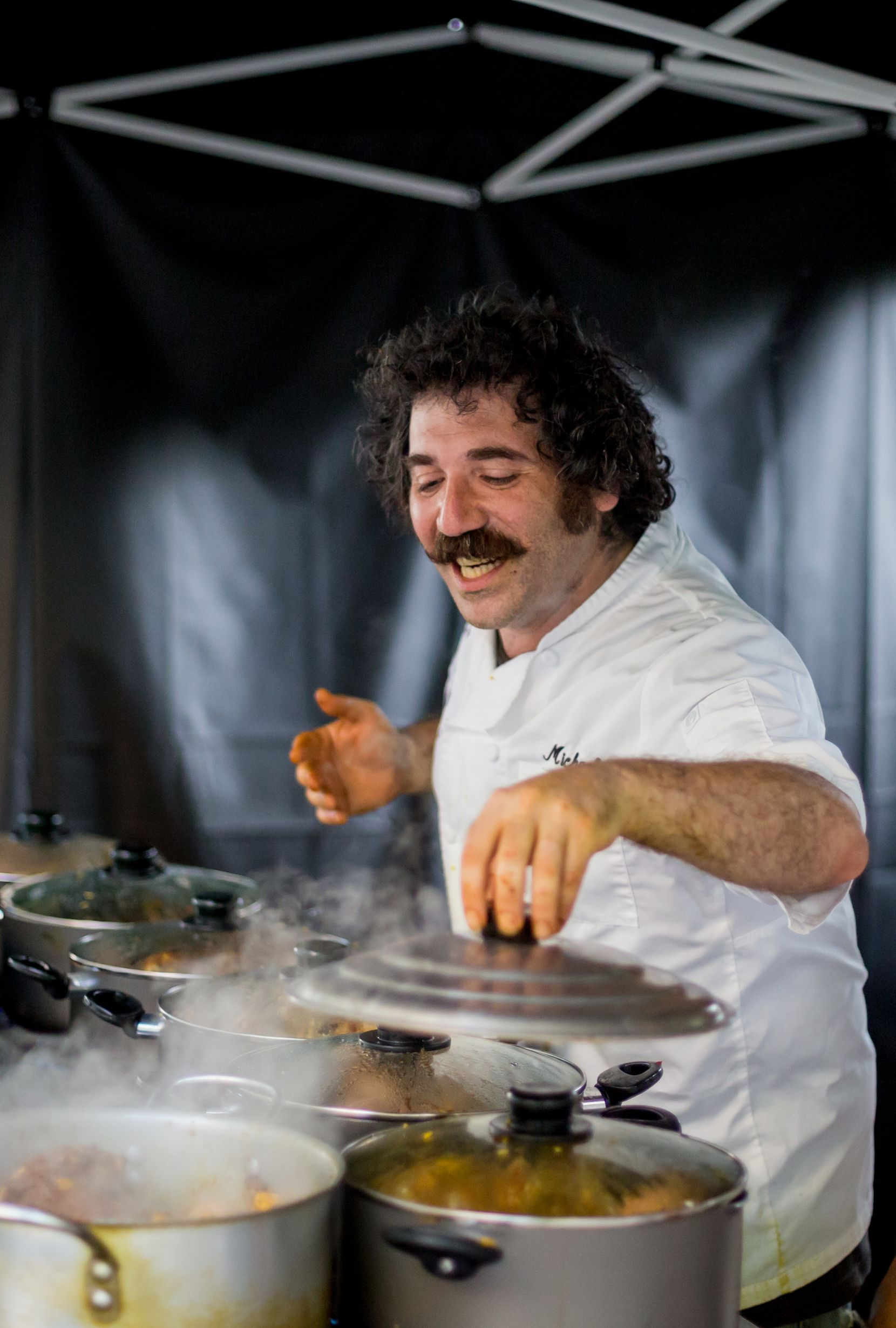 Nasher Prize winner Michael Rakowitz is headed to Dallas to serve traditional Iraqi dishes and Texas barbecue as part of a community celebration. Rakowitz will make the meal with help from Break Bread Break Borders, a Dallas-based catering company that economically empowers refugee women by employing them as cooks.
