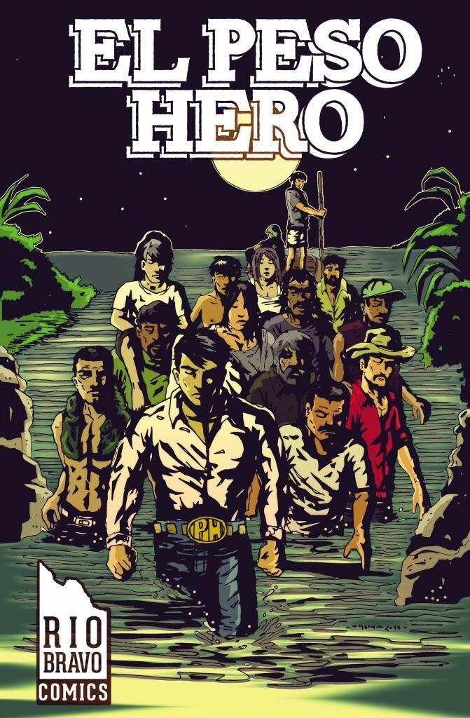"""""""El Peso Hero"""" debutó en 2012.AL DIA"""