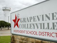 Grapevine Republican Party precinct chair Mitchell Ryan is suing School Board President Jorge Rodriguez and the district over First Amendment rights.