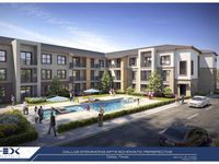 Palladium USA's new rental community on Stemmons Freeway in Dallas will have almost 90 units.