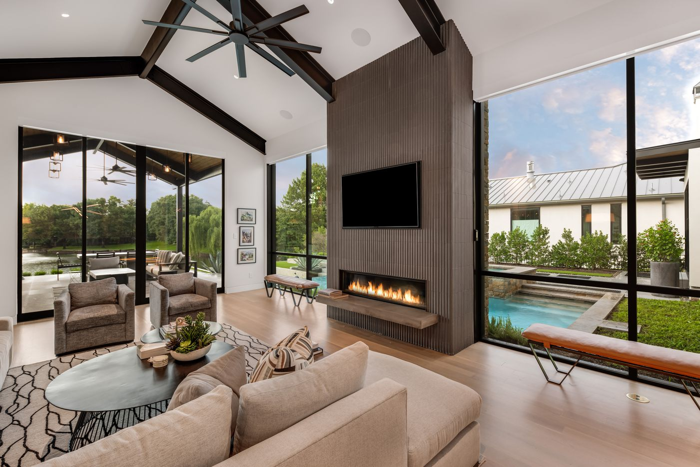 Take a look at the house at 6263 Forest Lane in Dallas.