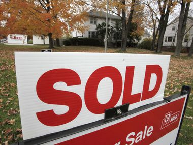 September saw the largest percentage North Texas home sales gain in more than a decade.