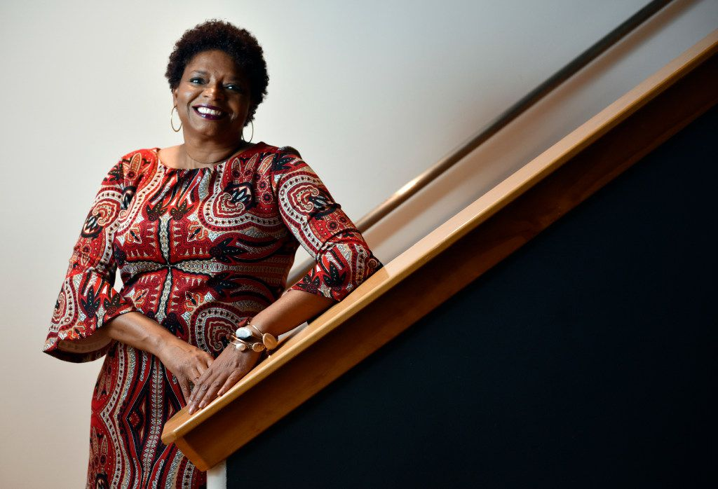 Sanderia Faye is an assistant professor at Southern Methodist University and the author of the novel 'Mourner's Bench,' which won the 2016 Hurston/Wright Legacy Award.