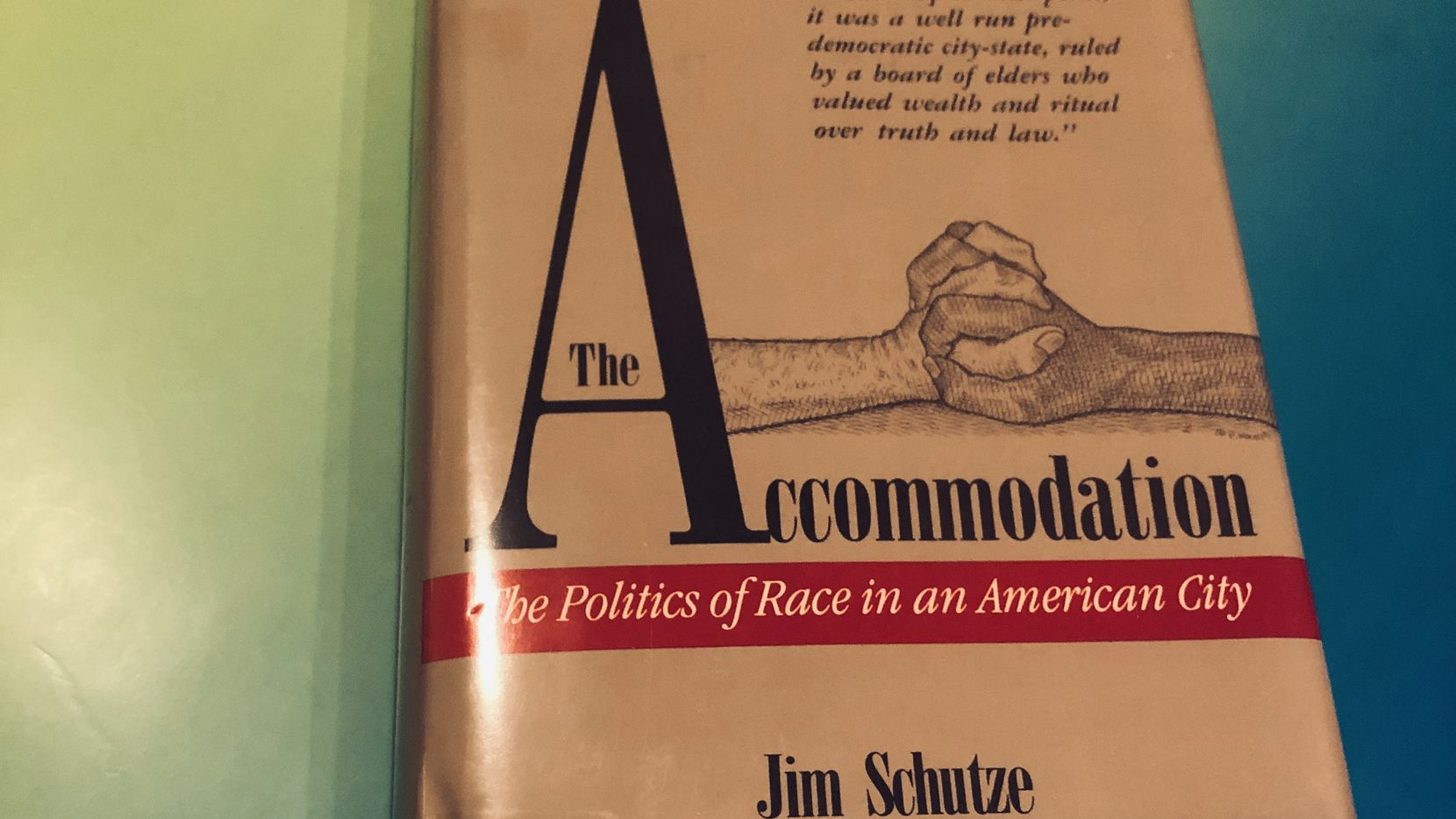 Only 3,000 copies of Jim Schutze's 1986 landmark book on the history of the Dallas civil rights movement, or lack thereof, were offered 35 years ago. Local leaders tried to kill the book. Now, it's out of print, but you can read it on Twitter. And it's being republished.