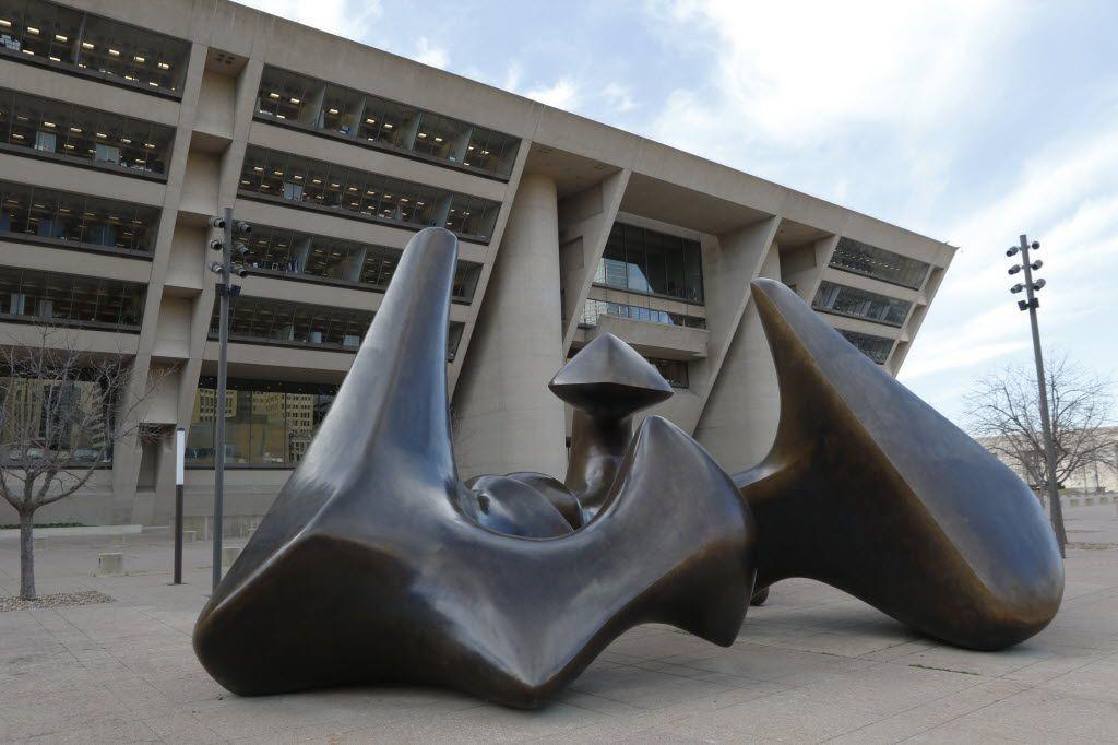 Dallas City Hall (David Woo/Staff Photographer)