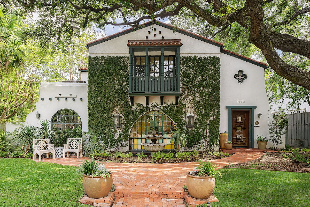A look at the property at 4509 Westway Avenue in Highland Park.