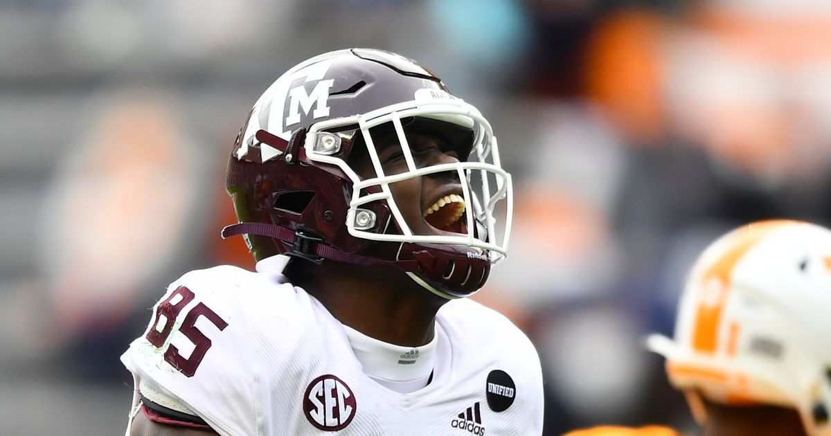 Todd McShay has Cowboys selecting Texas A&M TE Jalen Wydermyer in 2022 mock draft