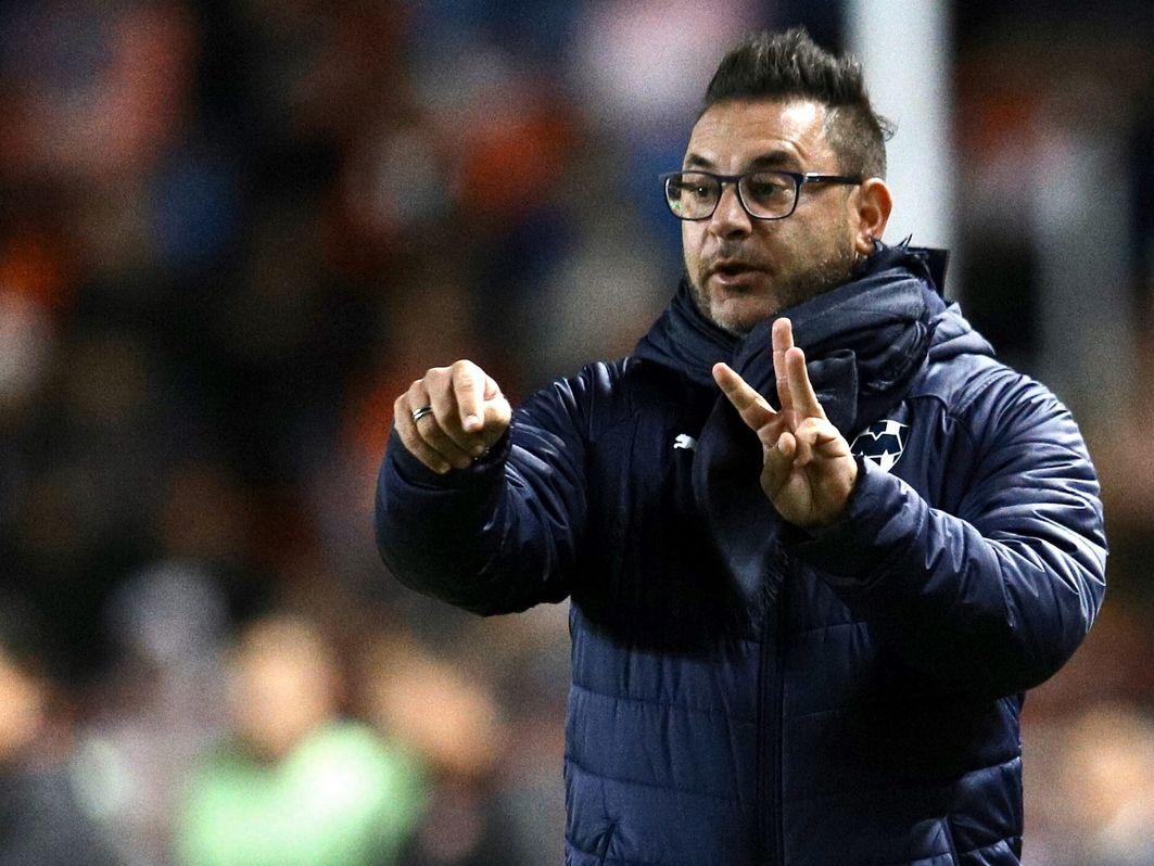 El técnico de Rayados de Monterrey, Antonio Mohamed, no quiere que Cruz Azul sea declarado campeón del Torneo Clausura 2020 de la Liga MX.