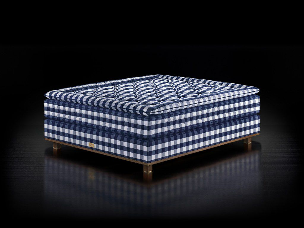 Hastens Vividus bespoke bed is $189,000.