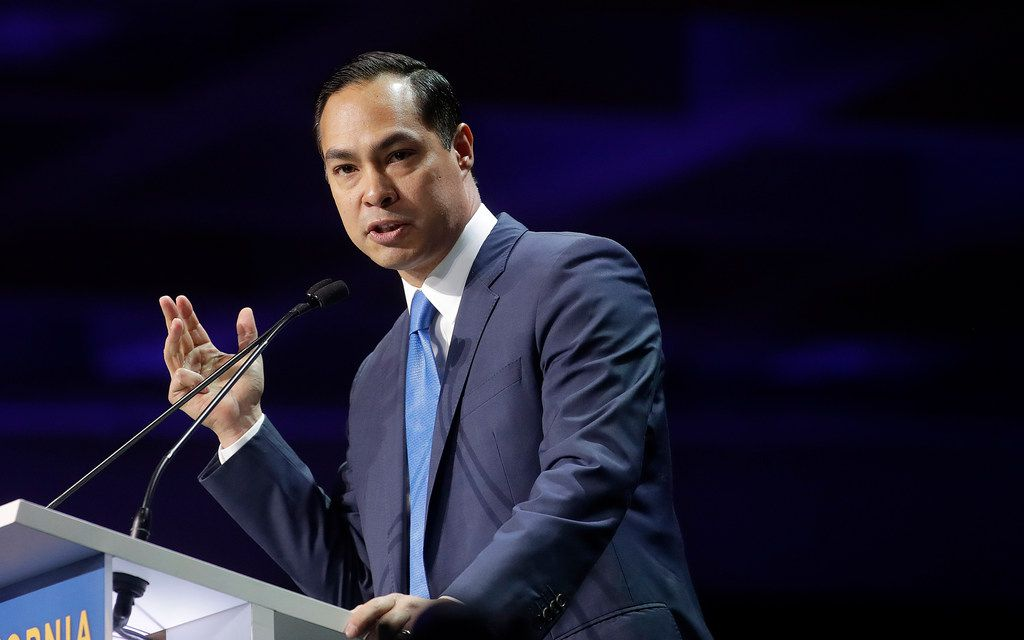 Democratic presidential candidate Julián Castro on Monday released a plan to overhaul policing in the U.S.